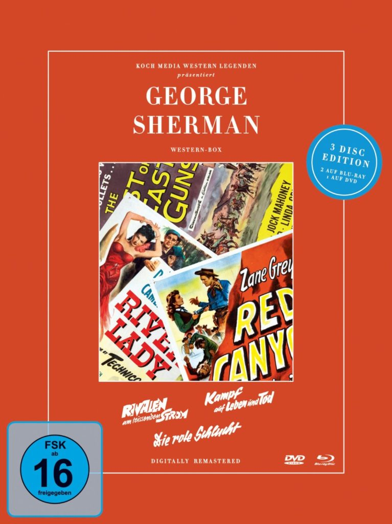 george sherman western box