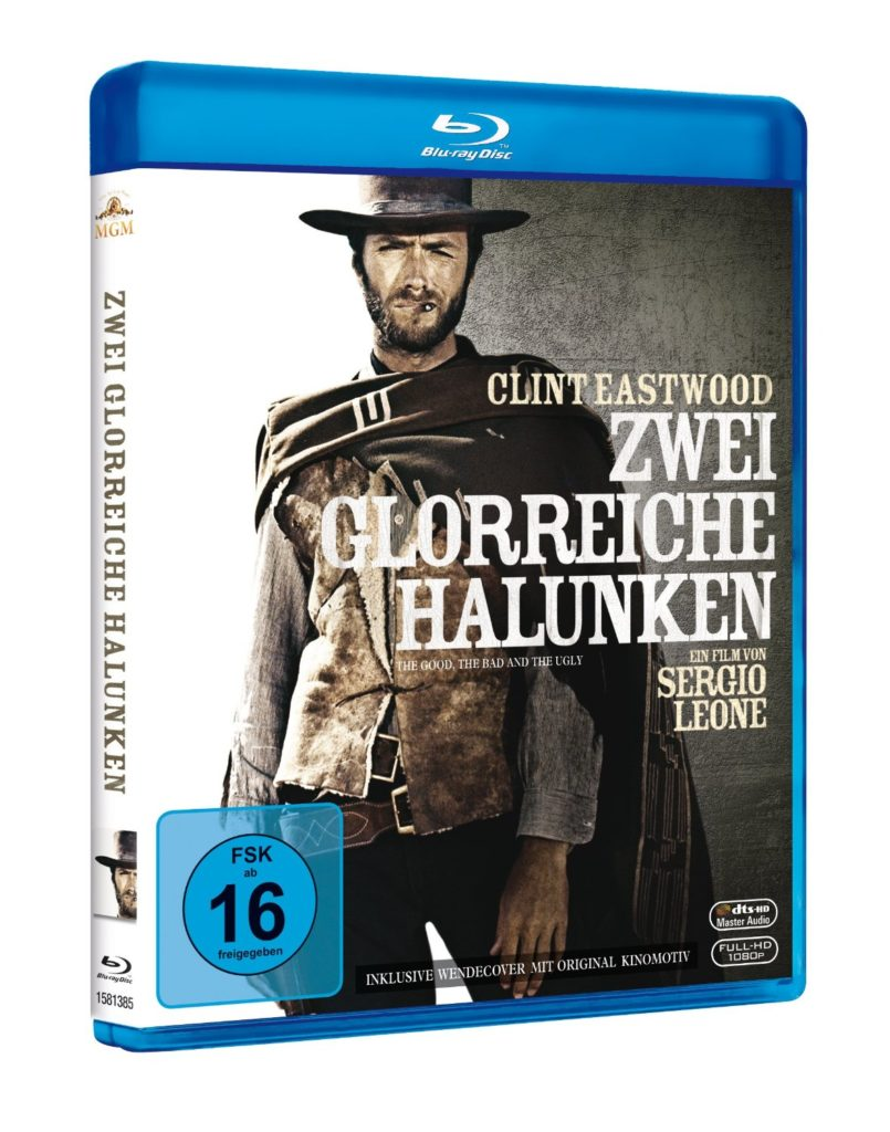 The Good, The Bad and The Ugly BluRay