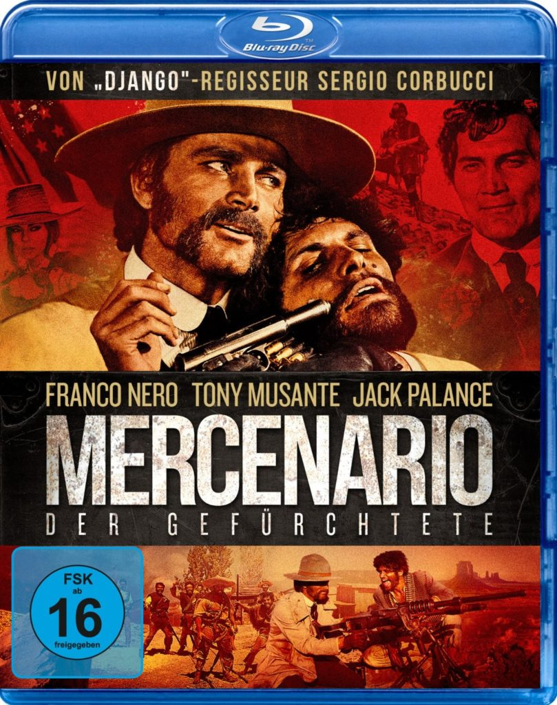 Il Mercenario BluRay
