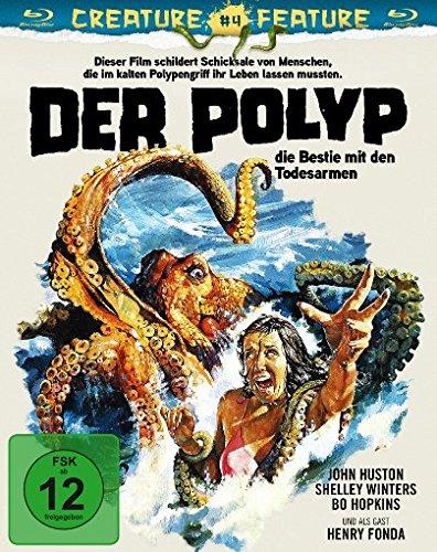 Der Polyp - Die Bestie mit den Todesarmen BluRay