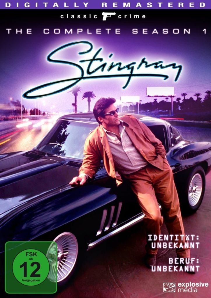 stingray DVD