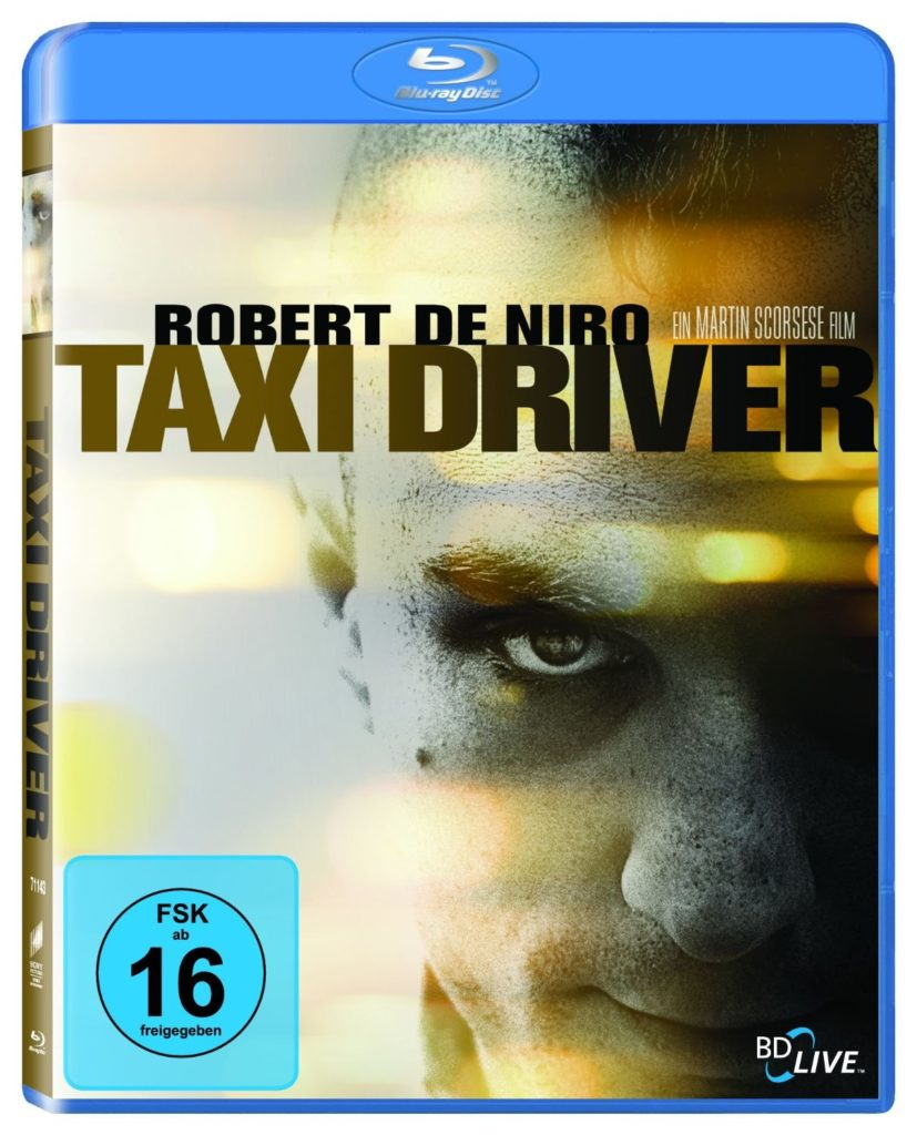 Taxi Driver BluRay