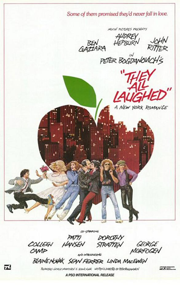theyalllaughedThey all laughed - alle haben gelacht