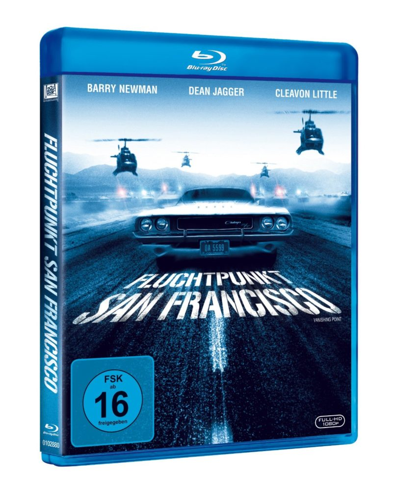 Vanishing Point BluRay