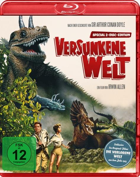 Versunkene Welt - The Lost World