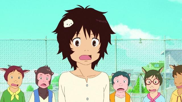 Der Junge und das Biest - Bakemono no ko