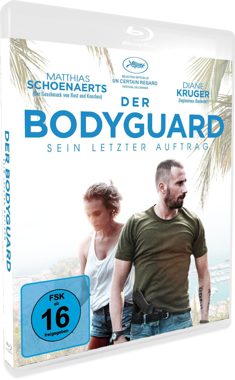 bodyguard maryland bluray