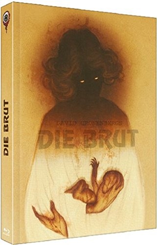 Die Brut - The Brood BluRay DVD