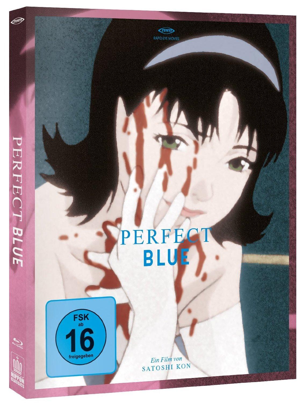 Perfect Blue - Pafekuto buru BluRay DVD