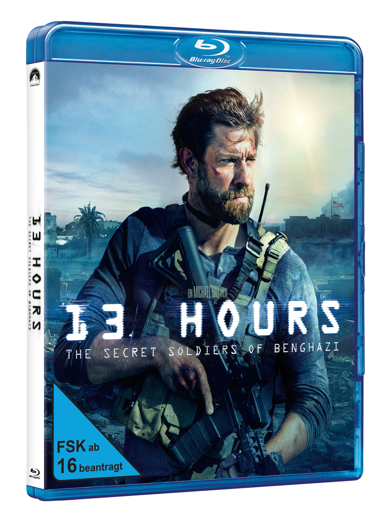 13 Hours - The Secret Soldiers of Benghazi BluRay