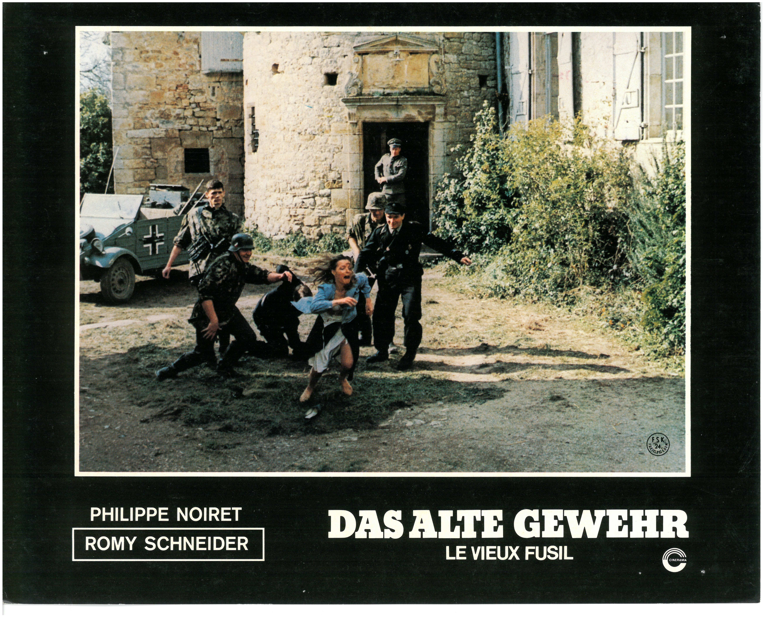 Das alte Gewehr - Le vieux fusil