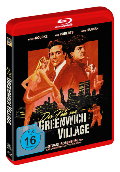 Der Pate von Greenwich Village BluRay