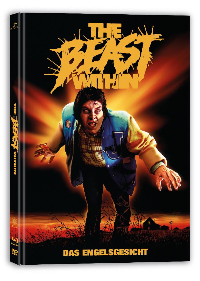 The Beast Within / Das Engelsgesicht - Drei Nächte des Grauens DVD BluRay Mediabook