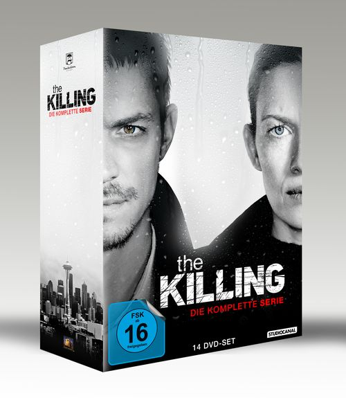 The Killing - Gesamtedition DVD