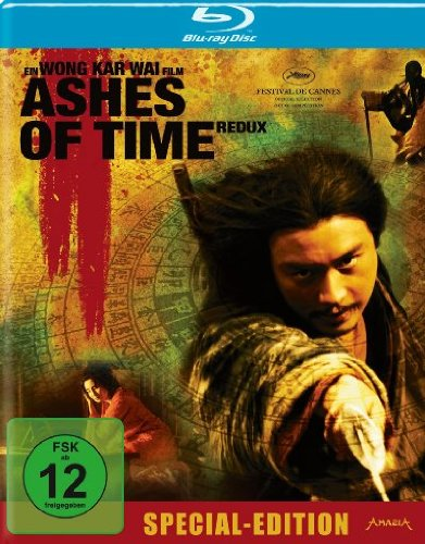 Ashes of Time Redux BluRay