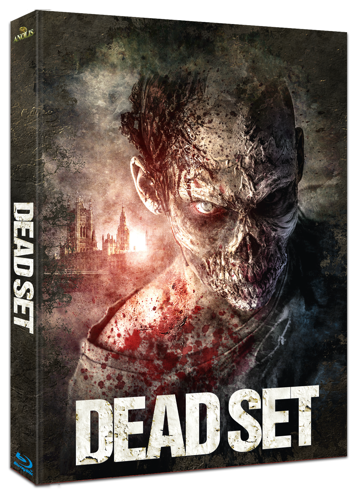 DEAD SET BluRay mediabook