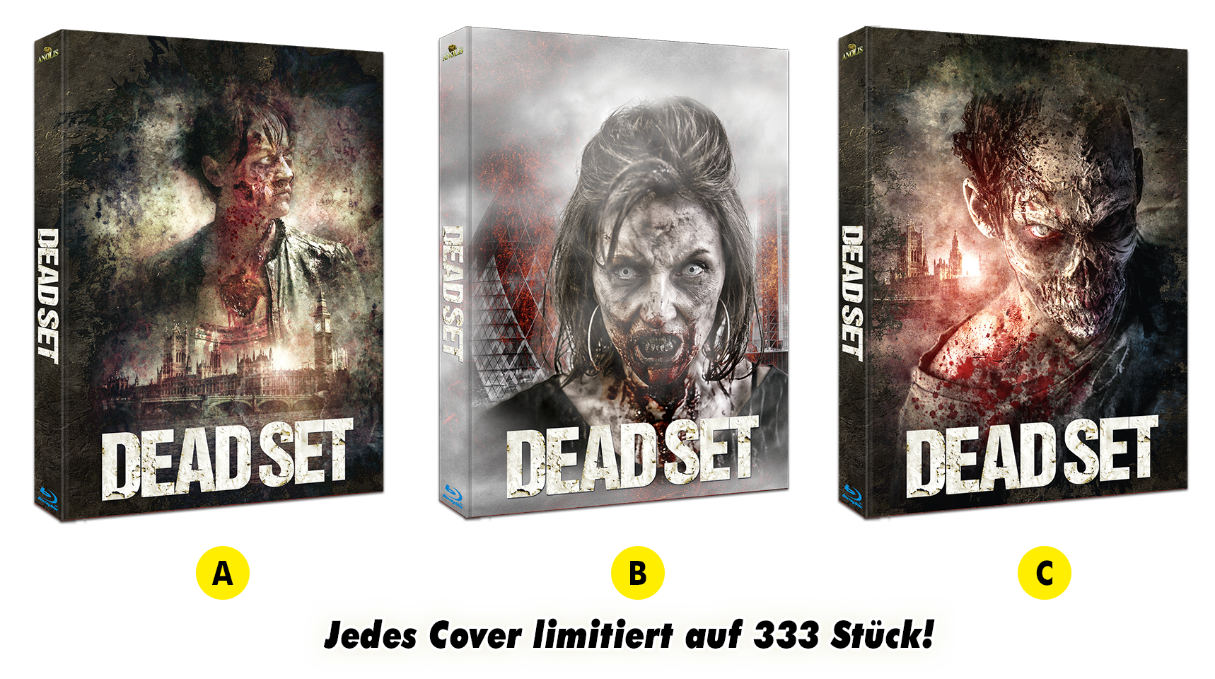 DEAD SET BluRay
