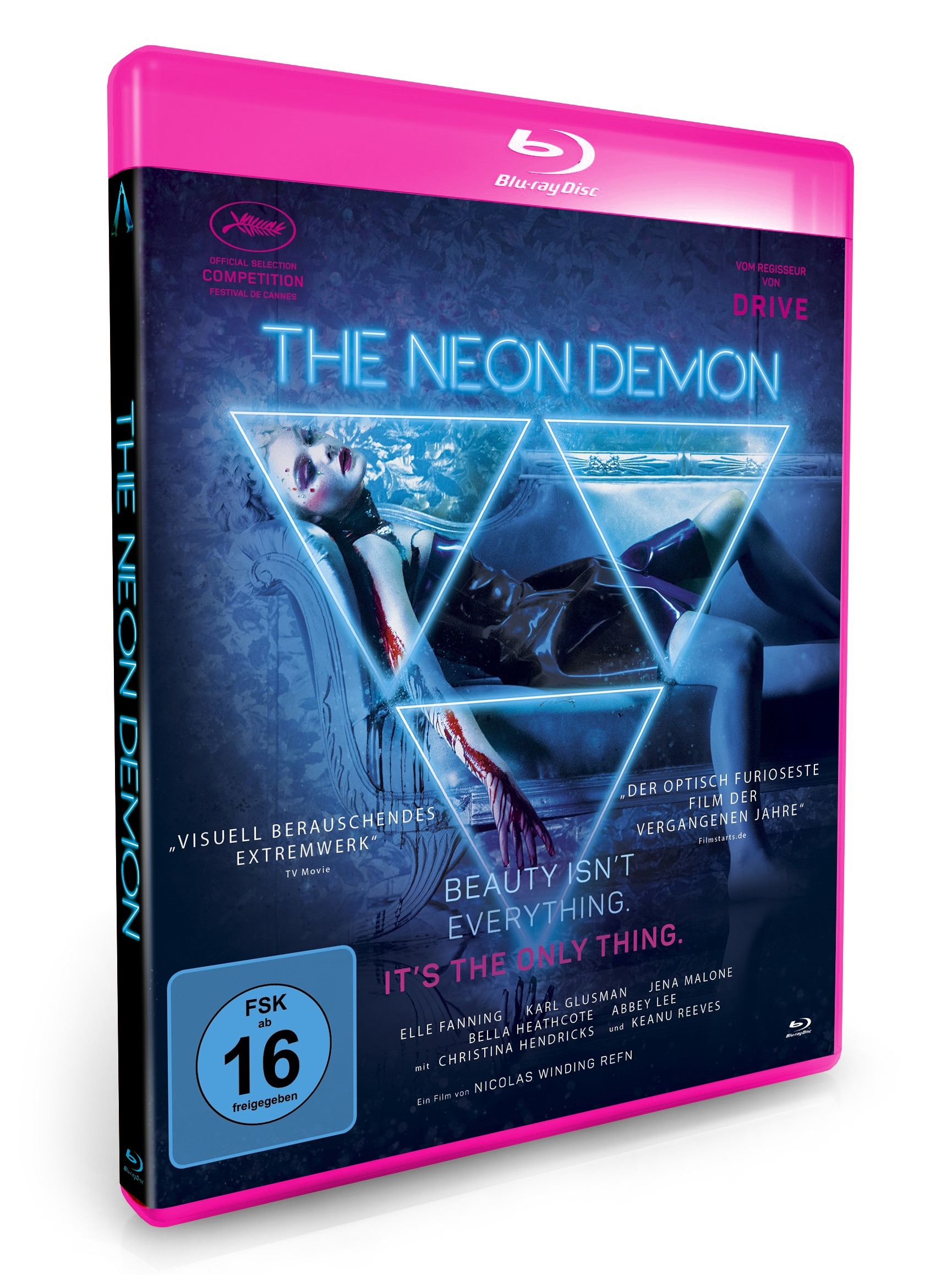 The Neon Demon BluRay