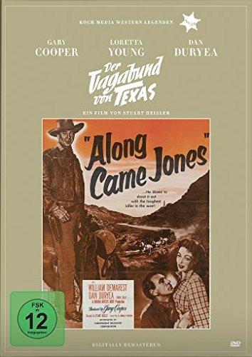 Vagabund von Texas DVD