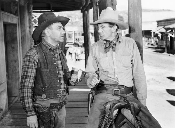 Along Came Jones / Der Vagabund von Texas
