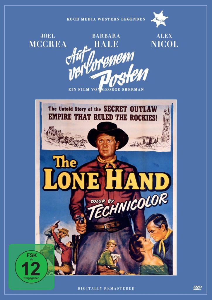 The Lone Hand DVD - Auf verlorenem Posten