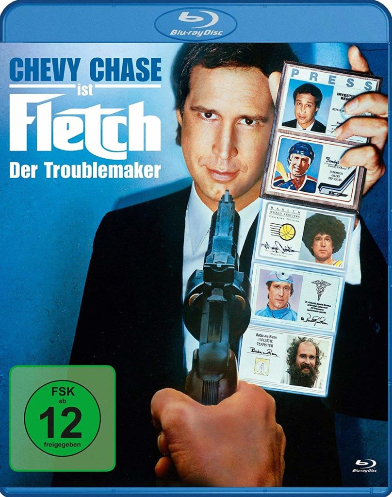 Fletch BluRay