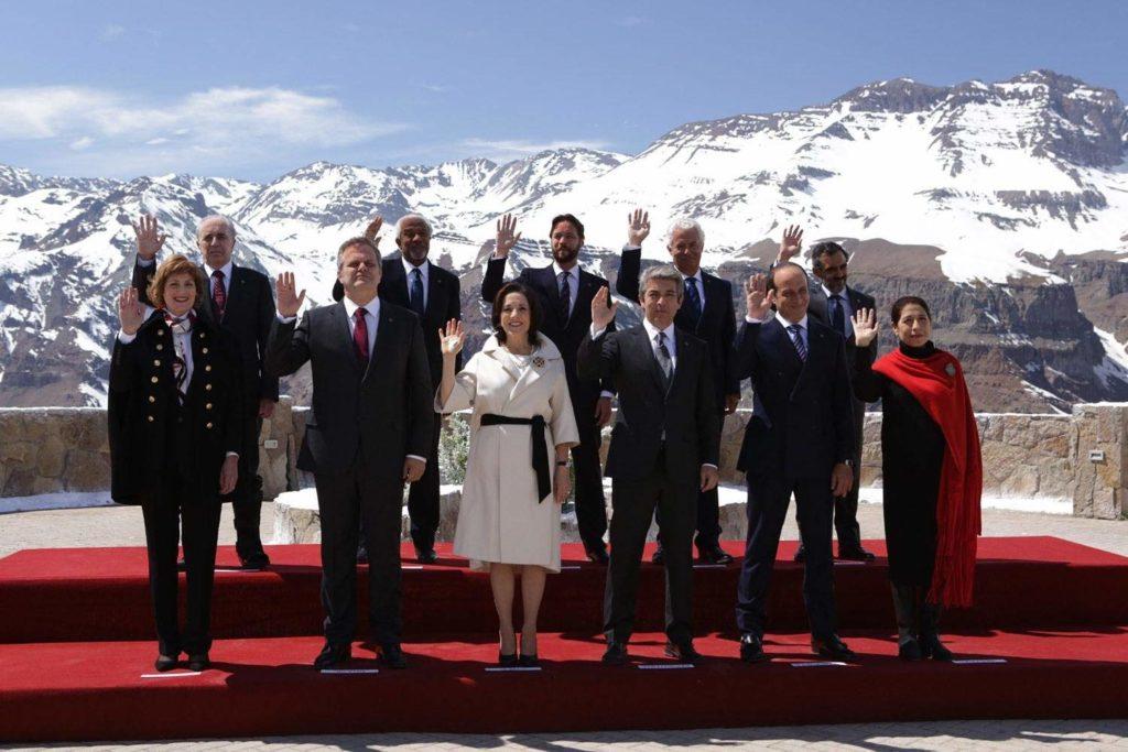 Das Komplott - La Cordillera