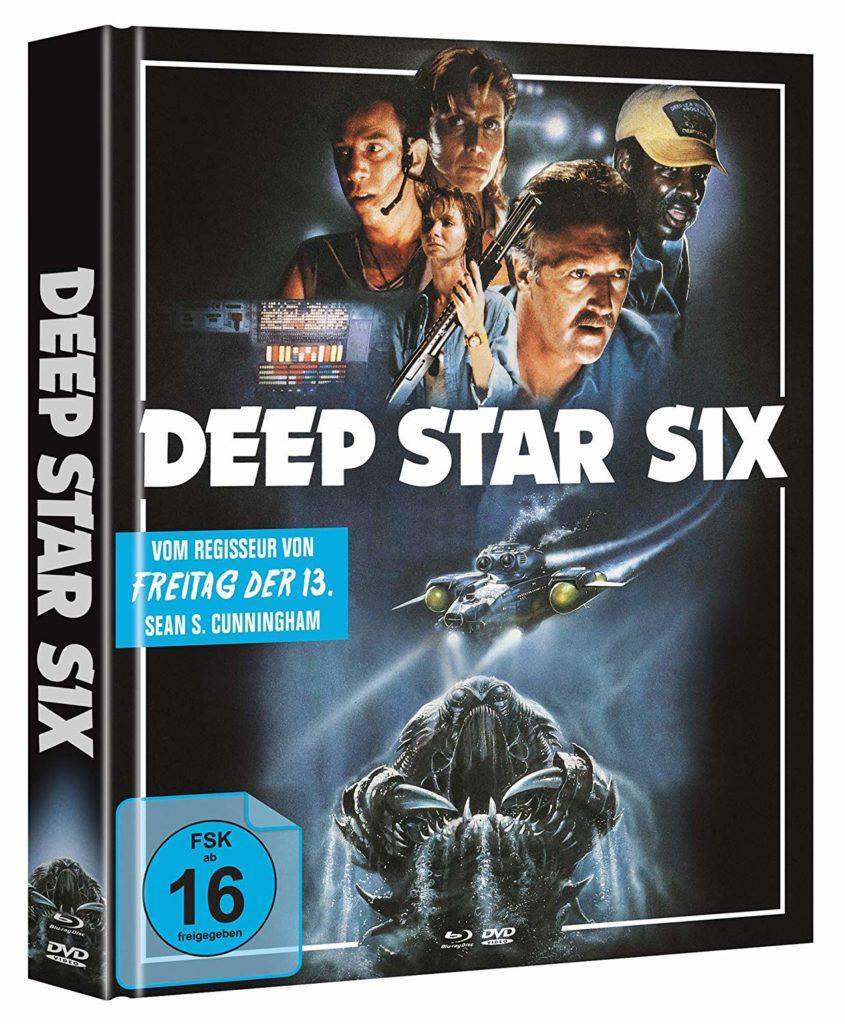 DeepStar Six BluRay