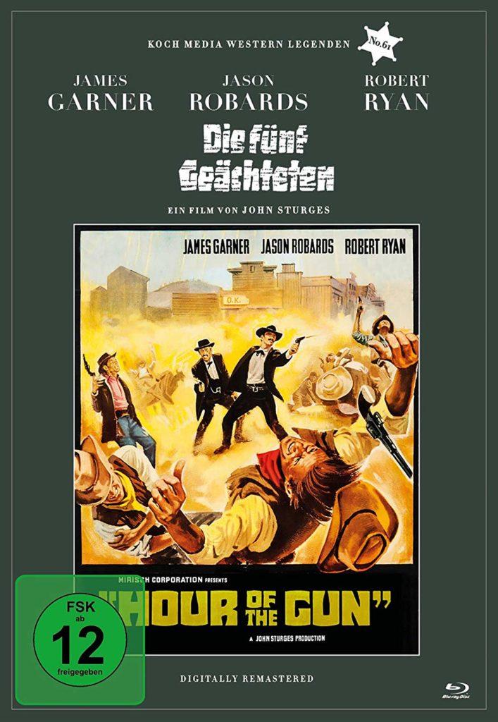 Hour of the Gun BluRay