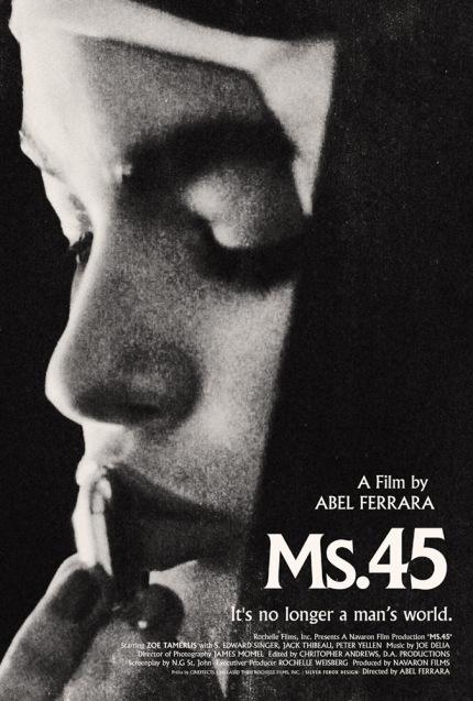 Die Frau mit der 45er Magnum / Ms .45 - Nischenkino.de